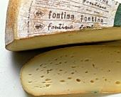 Piece of Fontina