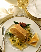 Pate de foie gras