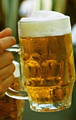 A fresh Litre of Beer