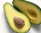 A Half Avocado