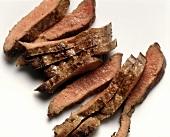 Roasted Veal Liver Strips