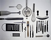 Several Assorted Kitchen Tools