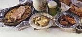 Leg of Lamb; Chicken in Beer; Rabbit