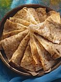 Layered Bread; Paratha