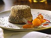 Poppy-Seed Bake with preserved Kumquats
