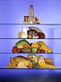 The Food Pyramid Ingredients
