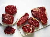 Beef still life