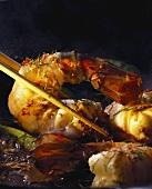 King Prawn; Thai Shrimp Curry