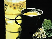 A Cup of Camomile Blossom Tea