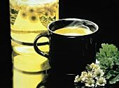 A Cup of Camomile Blossom Tea
