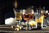 Heiße Getränke für die Winterzeit