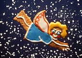 Christmas Angel Cookie Decoration