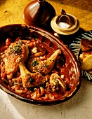 Chicken Fernanda-style with Tomatoes