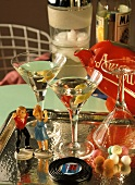 1950's Style Cocktail Party with Martinis