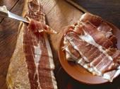 Serrano ham - popular delicacy from Spain