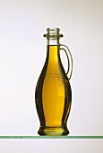 Olive Oil in a Decanter