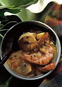 A Bowl of Caribbean Shrimp Stew