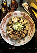 Tofu with Ground Pork (Ma Po Tofu)