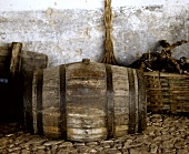 A pipe, the traditional barrel for port, sherry and Marsala