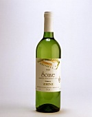 Bottle of Soave Classico white wine from the Verona region