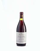 1990 red wine from the Cotes du Rhone (Drome, S. France)