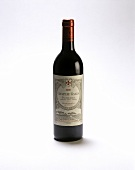 Classic Bordeaux bottle: red wine from Chateau Gazin, Pomerol