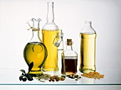 Olive Oils and Balsamic Vinegar; Ingredients