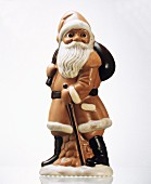 Chocolate Santa Claus For Christmas