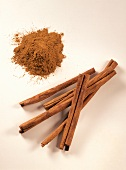 Cinnamon and Sticks
