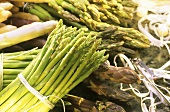 Mixed Asparagus Still Life