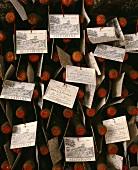 1958er Chianti Rufina - noch immer ein Genuss für die Sinne