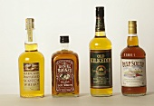 Whisk(e)y: Scotch, Bourbon, Irish and from the southern US
