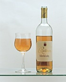 Schilcher wine, speciality of Styria, Austria