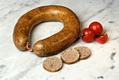 Liver Sausage with Slices