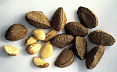 Whole and Shelled Brazil Nuts