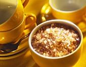 Natural Sugar in a Bowl