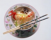 Rice and Shrimp Soup