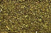 Dried peppermint (e.g. for peppermint tea)