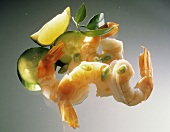 Cocktail Shrimp with Herbs