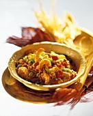 Jambalaya - Karibischer Shrimp-Gemüse-Reis