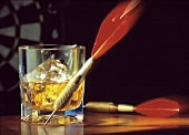 Irish Whisky on the Rocks; Dart