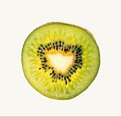 A Single Kiwi Slice