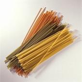 Tri-colored Spaghetti