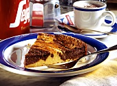 Torta bicolore alla ricotta (marble cake with ricotta)