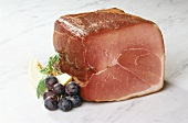 Pressed Raw Ham