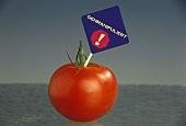 Genetically Altered Tomato