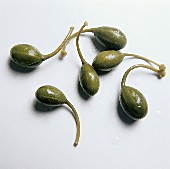 Six giant capers