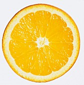 Slice of a Juicy Orange
