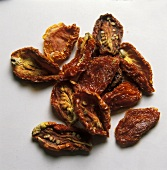 Several Sun Dried Tomatoes