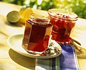 Homemade Currant Jelly